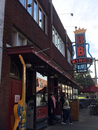 B.B. King's Blues Club: Nice