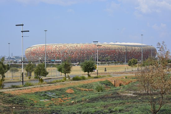 Greater Johannesburg, South Africa: Soccer City