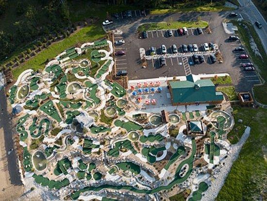 Hooksett, Nueva Hampshire: Funbelievable mini golf!!!