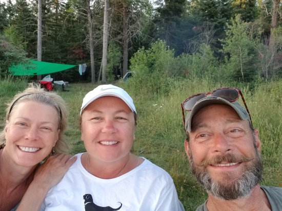 Ely, MN: Three novices over 50. 50 miles, in 5 days.
