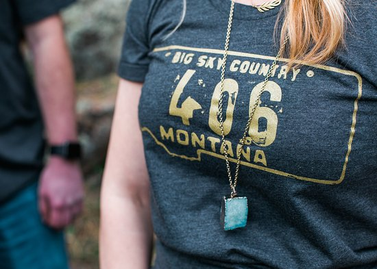 Montana 406 Shirt Picture Of Montana Shirt Co Whitefish Tripadvisor