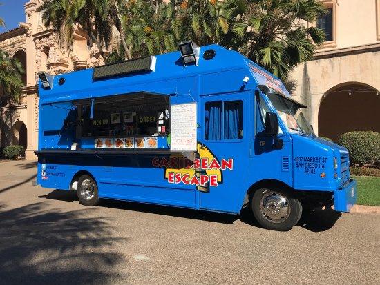Food Trucks Balboa Park