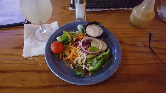 Canton, CT: Petite House Salad