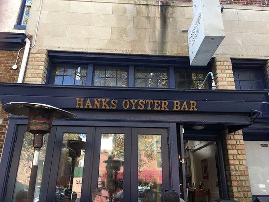 Hank's Oyster Bar: Brunch!