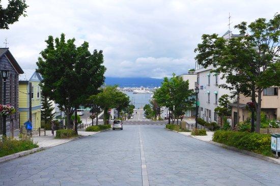 函馆八幡坂