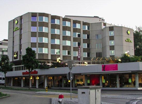 Hotel Welcome Inn (fachada)