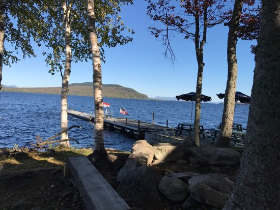 Birches Resort The On Moosehead Lake In Maine This Is A Family Owned