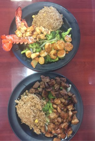 Arkansas City, KS: Ninja Sushi Steak House