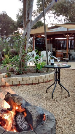 Murray Bridge, Austrália: BBQ abd Alfresco Area