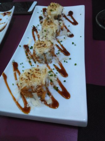 Eki Sushi : Sorprendente