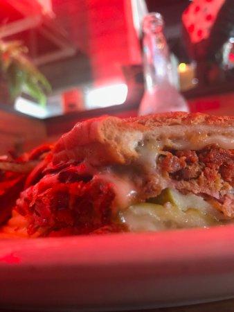Singer Island, FL: cuban sandwich