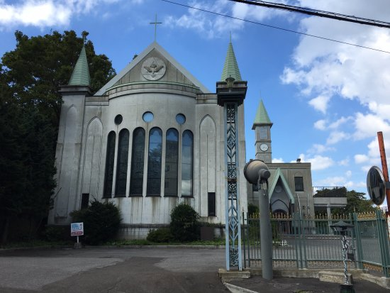 St. Maria Church Hakodate
