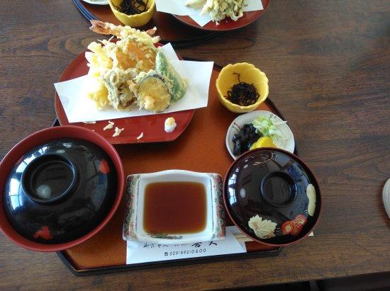 Inashiki, Japão: 天ぷら定食