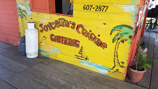 Joycelyn's Restaurant: Joycelyn's Cruisine