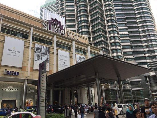 Photo of Suria KLCC in Kuala Lumpur, WP, MY