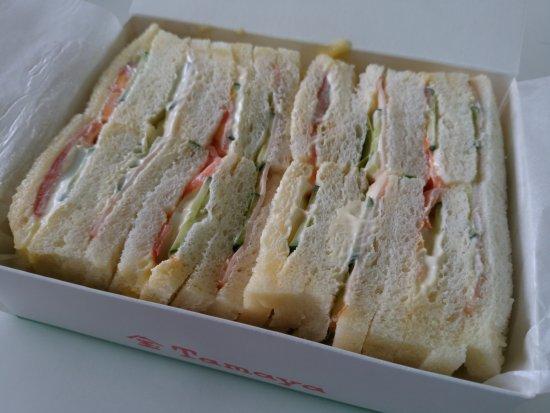 玉屋 の サンドイッチ