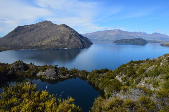 Eco Wanaka Adventures: Amazing views