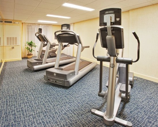 El Dorado Hills, Kalifornien: Fitness Center