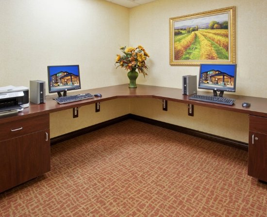 El Dorado Hills, Kalifornien: Business Center