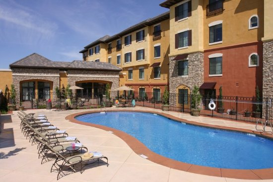 El Dorado Hills, Kalifornien: Swimming Pool