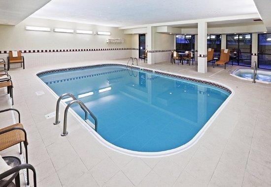 Indoor Pool Hot Tub Picture Of Courtyard Lubbock Lubbock Tripadvisor