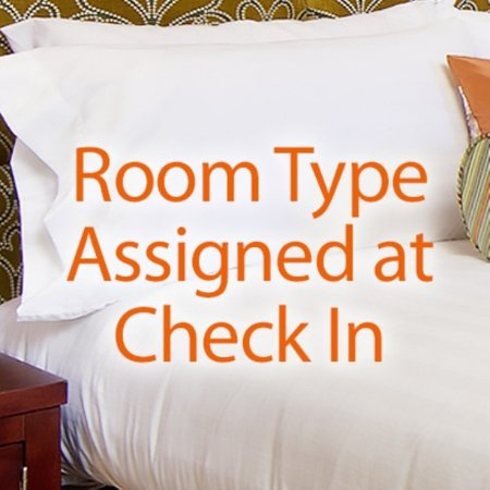 Holiday Inn Club Vacations Galveston Beach Resort: Room type assigned at check in based on availability