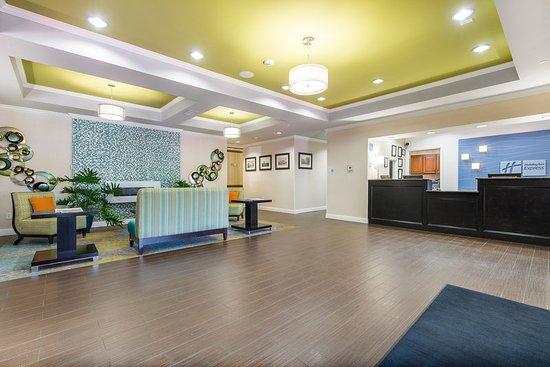 LaGrange, Джорджия: Hotel Lobby