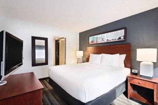 Two Bedroom Trio Suite Billede Af Hyatt House Charlotte Airport Charlotte Tripadvisor