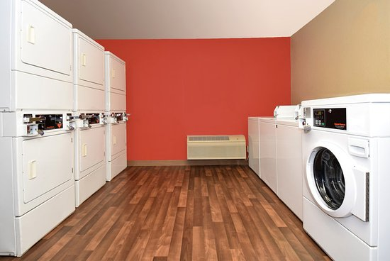 Stafford, TX: On-Premise Guest Laundry