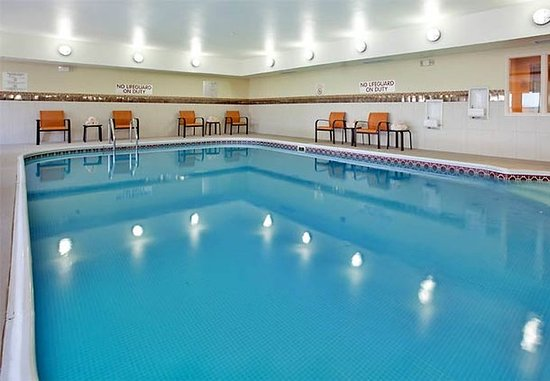 The Woodlands, Τέξας: Indoor Pool