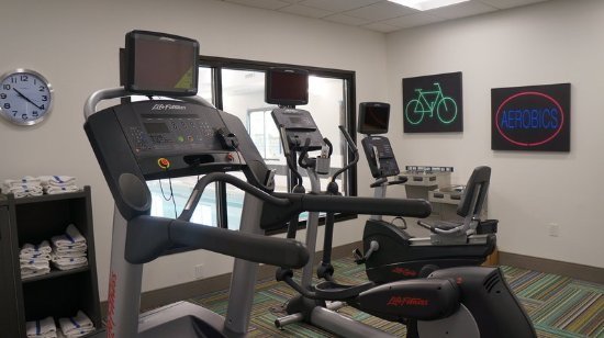 Shippensburg, PA: Fitness Center