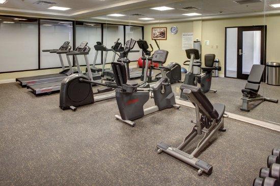 เบรนต์วูด, เทนเนสซี: Stay in shape while traveling in our 24/7 Fittness Center.