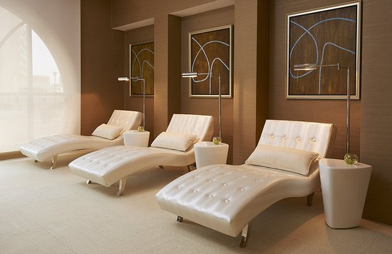 The St. Regis Doha: Remède Spa - Relaxation Lounge