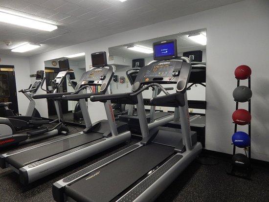 Uniontown, PA: Fitness Center