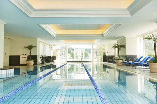 The Ritz-Carlton, Osaka: Swimming Pool