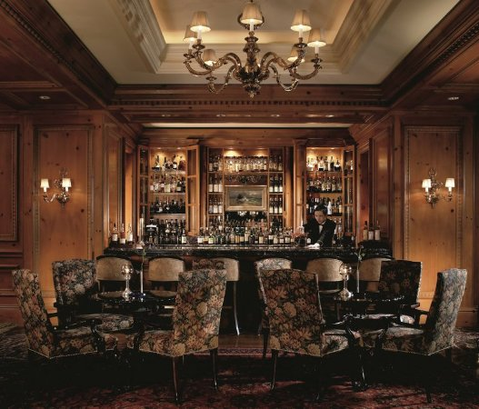 The Ritz-Carlton, Osaka: The Bar