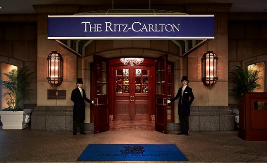 The Ritz-Carlton, Osaka sits in the heart of downtown near many ancient city sights