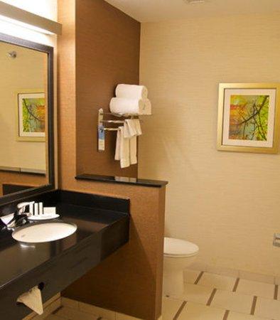 Alamosa, CO: Guest Bathroom