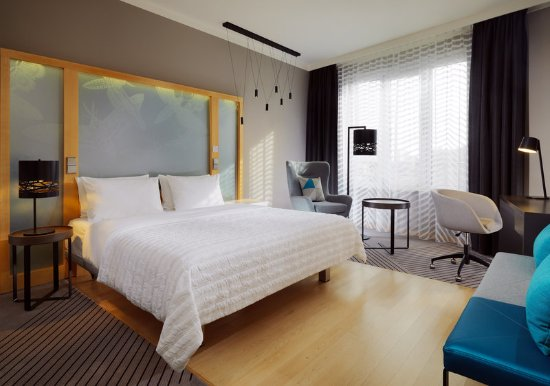Le Meridien Hamburg: Superior Room