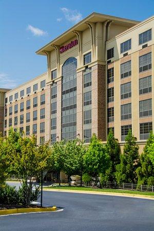 Sheraton Baltimore Washington Airport Hotel Bwi Linthicum Heights Md