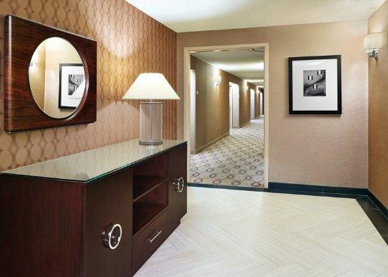 Beltsville, MD: Guest Corridor