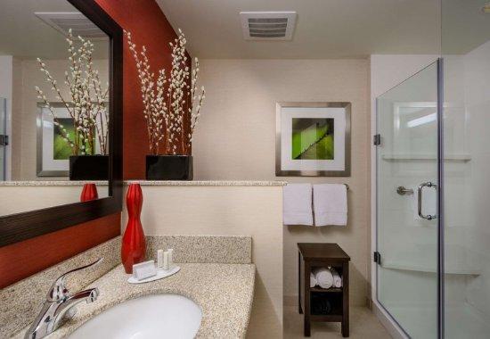 Charleston, Batı Virjinya: Guest Bathroom