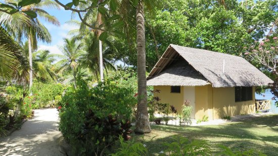 Aore Island, Vanuatu: Unit No. 1