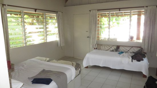 Aore Island Resort: Inside Unit 1.