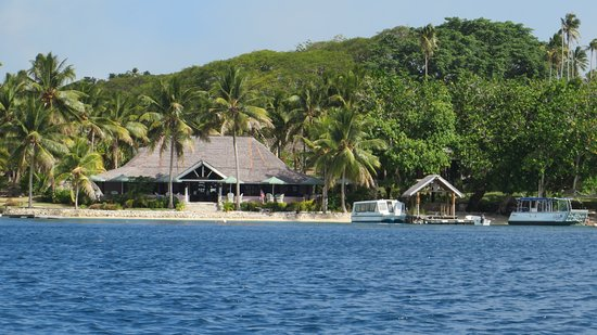Aore Island Resort: First impressions of Aore Resort