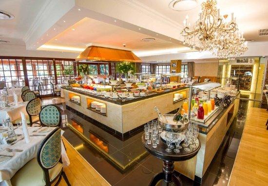 Centurion, South Africa: Meadow Greens Restaurant