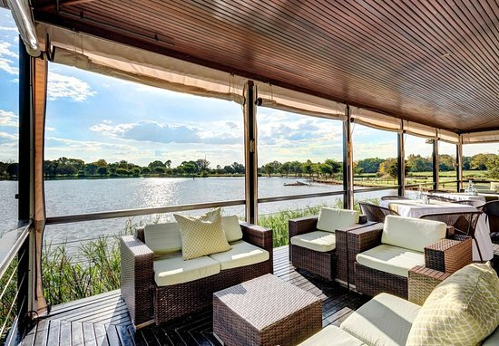 Centurion, South Africa: Meadow Greens Restaurant View