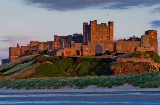 Bamburgh and Lindisfarne