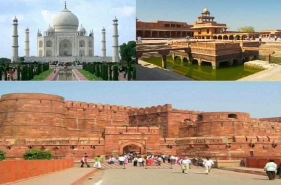UNESCO'S Agra And Jaipur - A Three Night Exploration From Delhi By...