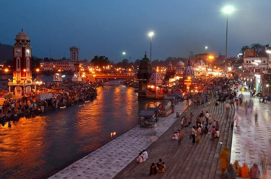 Spiritual Haridwar And Rishikesh - En...